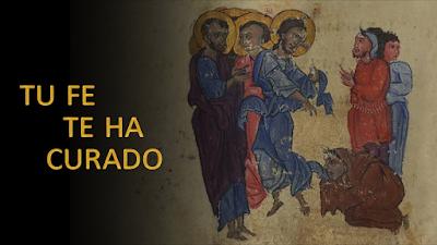 Evangelio según Marcos 5, 21-43: Tu FE te ha curado
