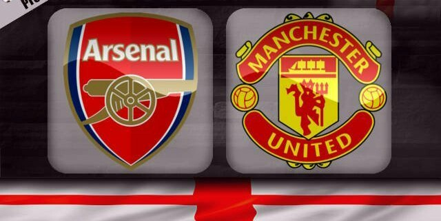 ARSENAL Vs Manchester United photo's and images