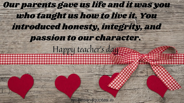 happy teachers day quotes images