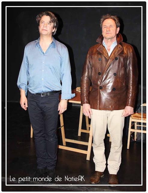 Thibault de Montalembet et Francis Lombrail