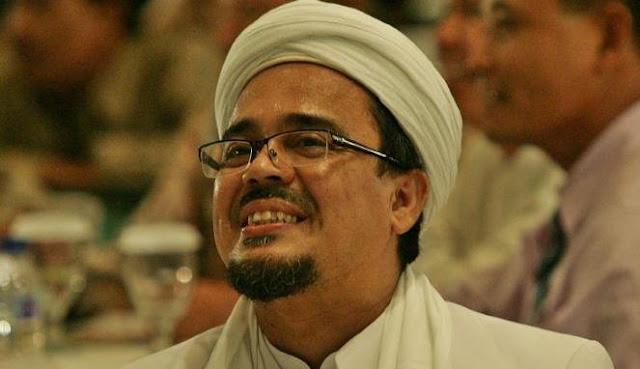 Habib Rizieq: Pemerintah Harus Tutup Pabrik Miras!