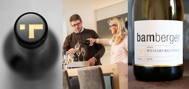 Wein- und Sektgut Bamberger an der Nahe.
