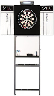 Shot! Darts The Nomad Dartboard Stand