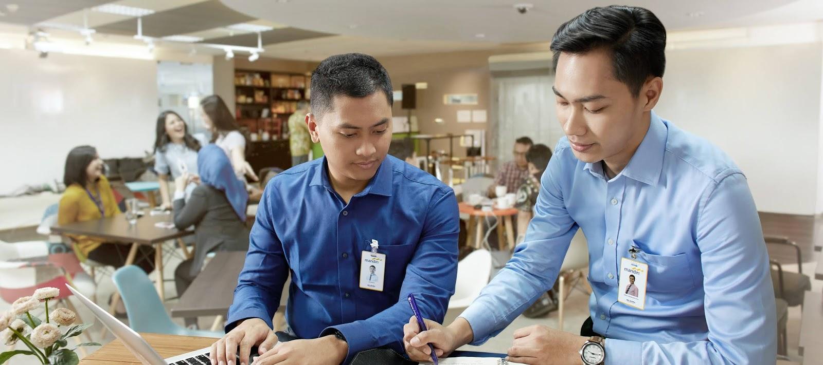 Rekrutmen Mandiri Kriya Penempatan di Bank Mandiri Area Semarang Pendidikan Minimal SMA