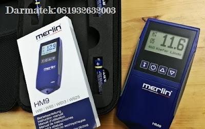Jual Moisture Meter Merlin HM9 WS13 HD untuk FURNITURE harga Murah