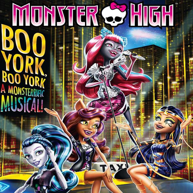 Monster High: Boo York, Boo York  มอนสเตอร์ ไฮ มนต์เพลงเมืองบูยอร์ค