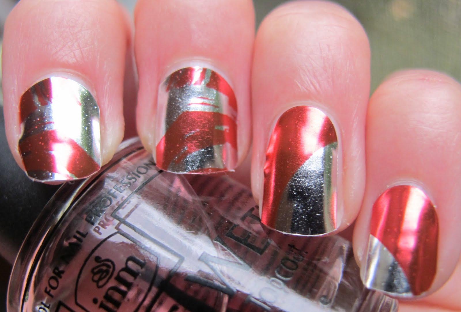 Never Enough Nails: Born Pretty Store Nail Foil Stickers Are Super ...