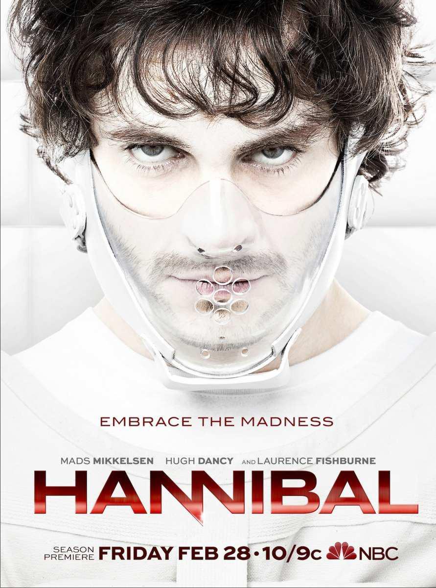 Hannibal Serie Completa Dual 720p