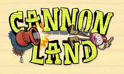 cannonland Cannon Land - Jogo nacional e bacana para iPhone