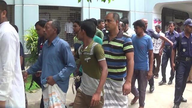 Five-death-row-convicts-in-Chapainawabganj