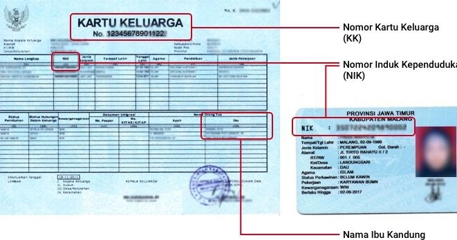 Cara Registrasi Ulang Perdana Xl Axis Telkomsel 3 Indosat Pakai Nik Kk Cyberfrogteam Let S Think With Us