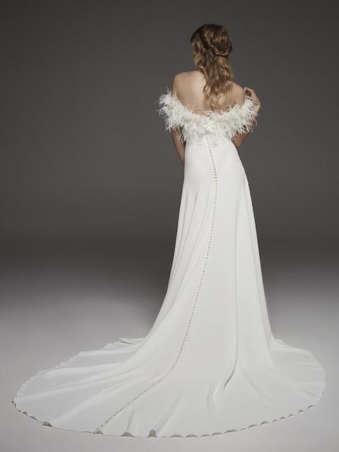 K'Mich Weddings - wedding planning - wedding dresses - halda - pronovias - fall 2019 collection