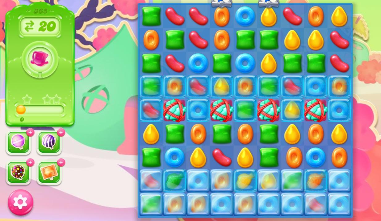 Candy Crush Jelly Saga 365