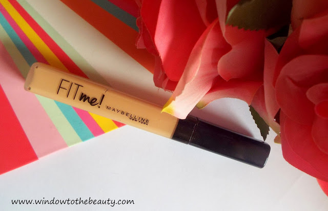 Maybelline Fit Me review