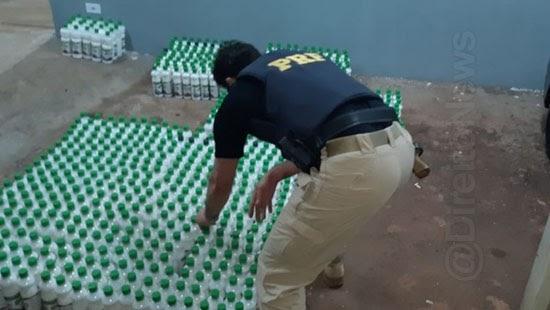 casal preso 69 cera automotiva cocaina
