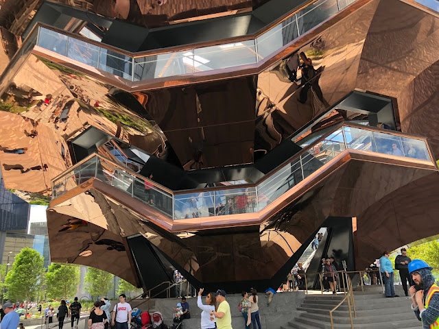 The Vessel at Hudson Yards, New York City
