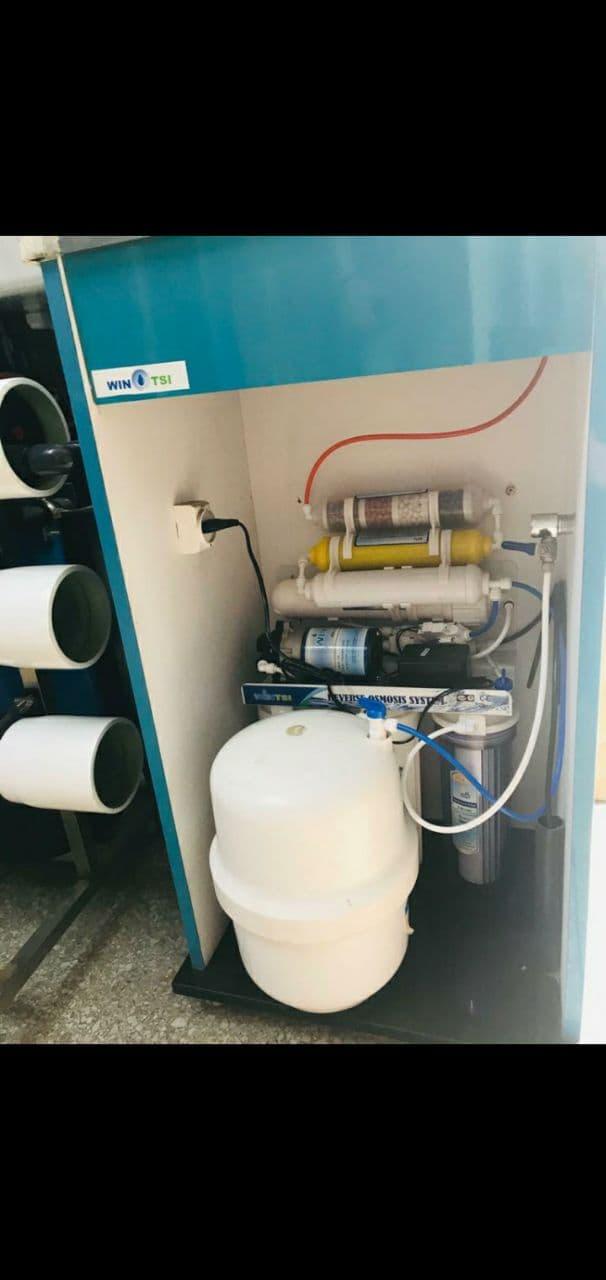 Vente Filtre Eau Maroc à 1300 DHS EN Détails, osmose inverse 7 étapes,