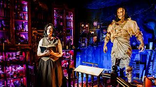 Mary Shelley's House of Frankenstein - Inside