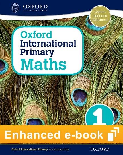 Oxford International Primary Math 1,2