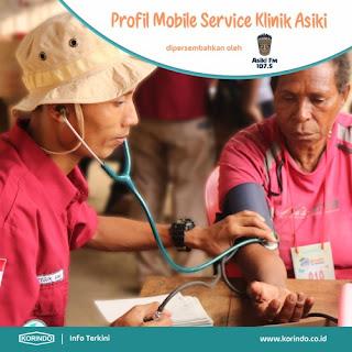 program layanan mobile service klinik asiki oleh korindo group untuk masyarakat pedalaman papua meningkatkan kesehatan nurul sufitri mom lifestyle blogger review