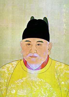 Pemberontakan Zhu Yuanzhang