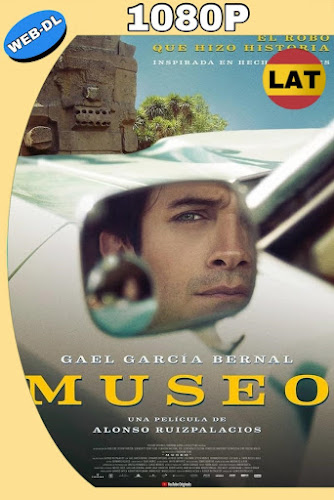 MUSEO (2018) WEB-DL 1080P LATINO MKV