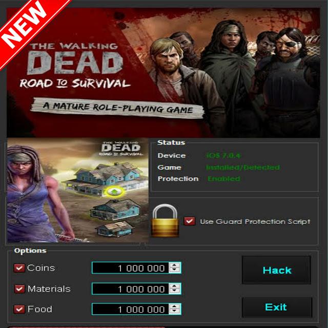 The Walking Dead Road to Survival Mod Menu, Walking Dead Road to Survival Unlimited Coins,The Walking Dead: Survivors 30.1 mod APK,Walking Dead Road to Survival hack