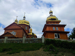 Семигинов. Церковь Воздвижения Креста Господня