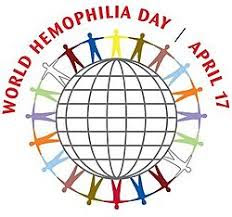 April 17th Observed as World Haemophilia Day