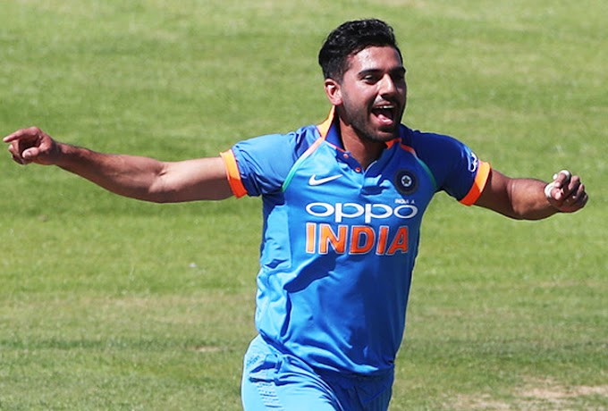 IND vs WI: Deepak Chahar out of 3rd ODI due to injury, this young fast bowler included