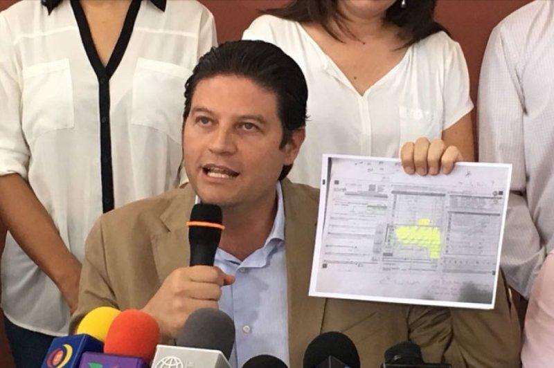 Ayuntamiento de Morelia paga seguro de gastos médicos de 50 mdp a su presidente municipal.