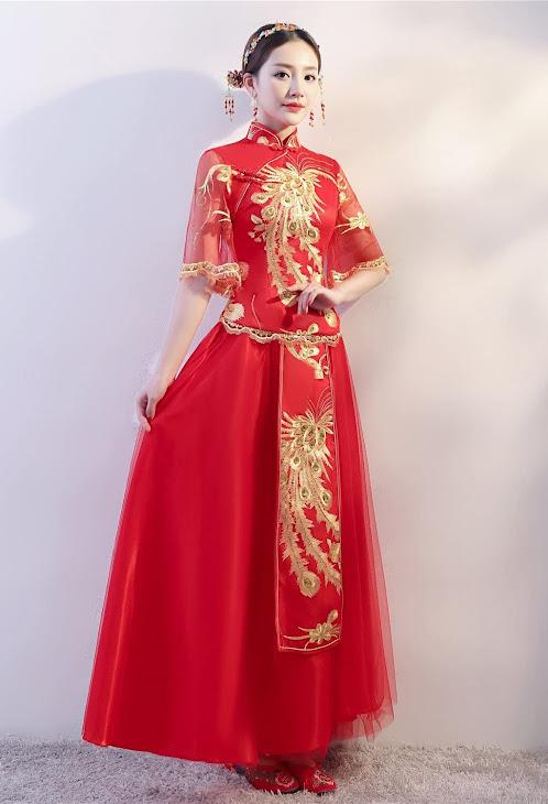 Chinese Wedding Dresses