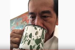 Media Asing Soroti Klaim Jokowi Minum Jamu Tangkal Virus Corona