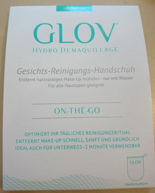 Glov Gesichts-Reinigungs-Handschuh