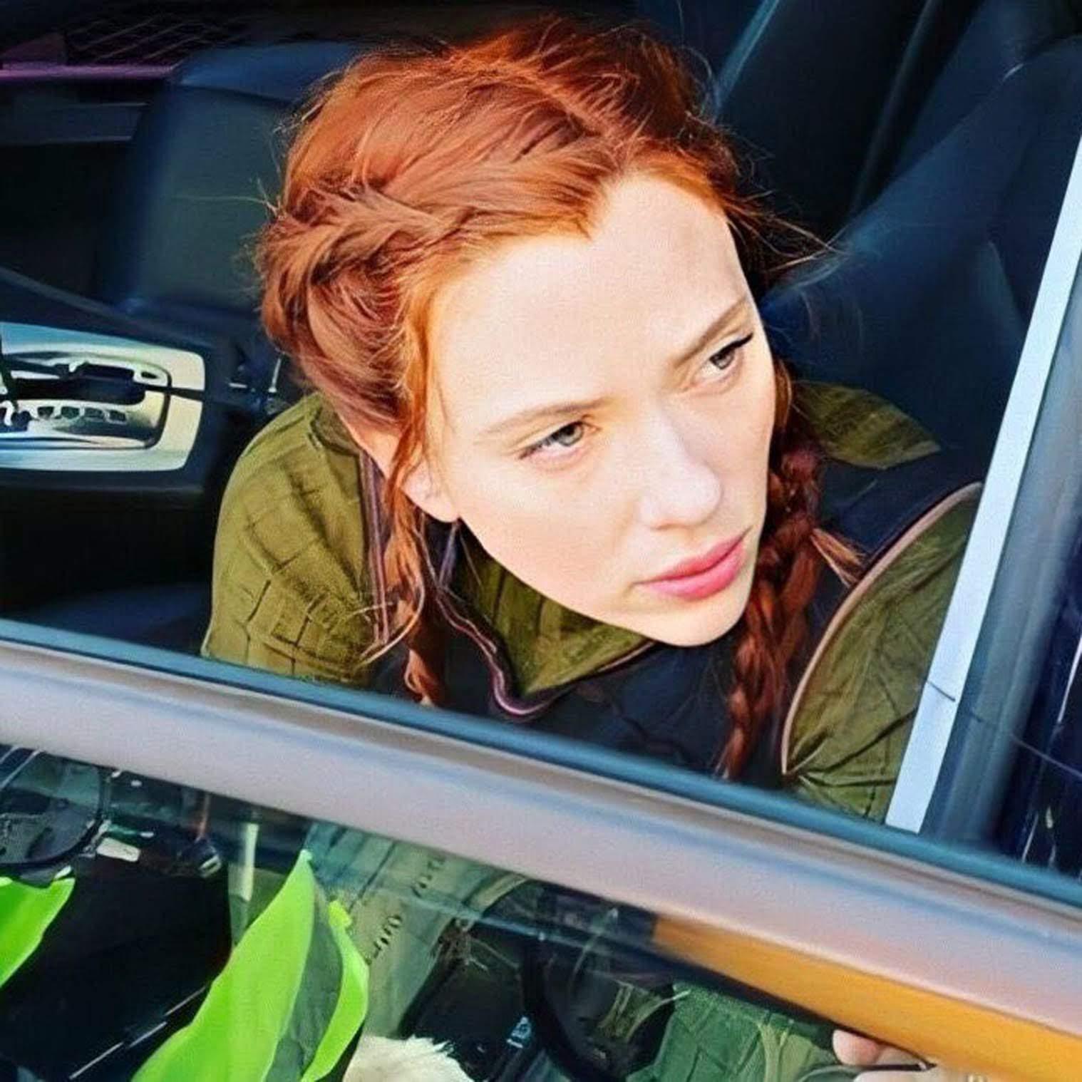 Black Widow : スカーレット・ジョハンソン主演のマーベルの戦うヒロイン映画「ブラック・ウィドウ」のメイキング・フォト ! !