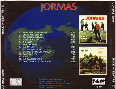 Jormas - Jormas (1966)