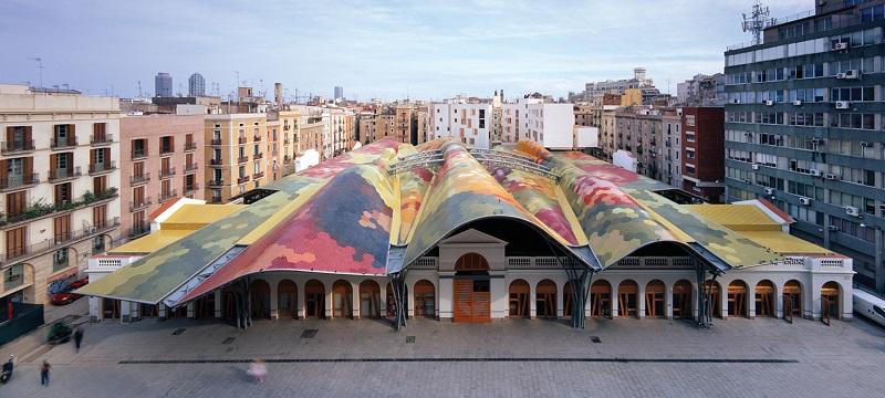 10 mercados imperd veis em barcelona dicas de barcelona - Mercados de segunda mano barcelona ...