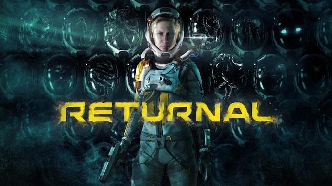 """""""Returnal"""", o Sci-fi de terror exclusivo do PS5, tem sua estreia adiada"""