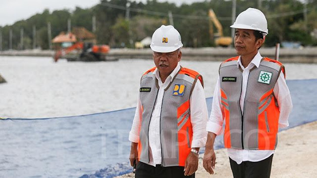 Menteri PUPR Mulai 'Rem' Proyek-Proyek Infrastruktur Baru