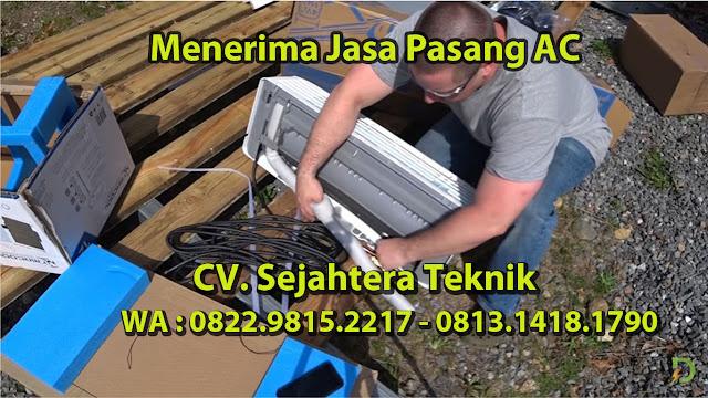 Jasa Cuci AC Daerah Mekarjaya - Depok