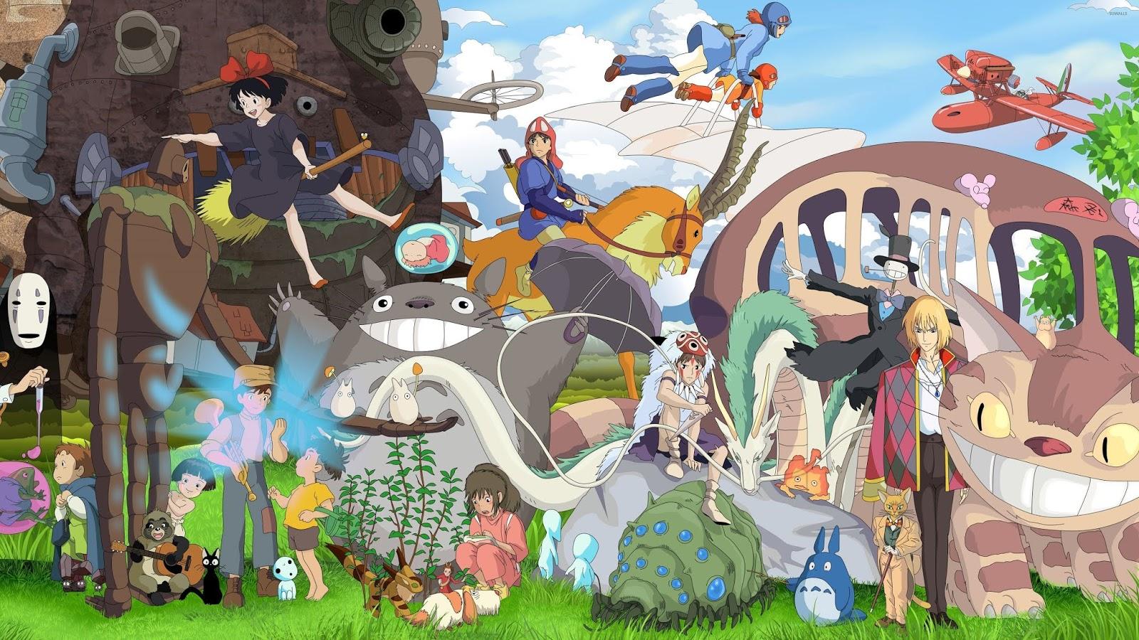 Estudio Ghibli: Enseñanzas de Vida Vol. I