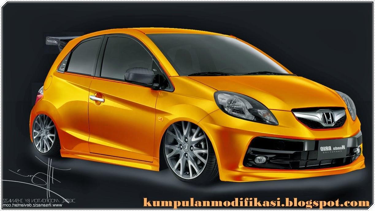 BonCel ModiF: Modifikasi Mobil Honda Brio