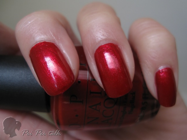 OPI-A58 - Thanks So Muchness!