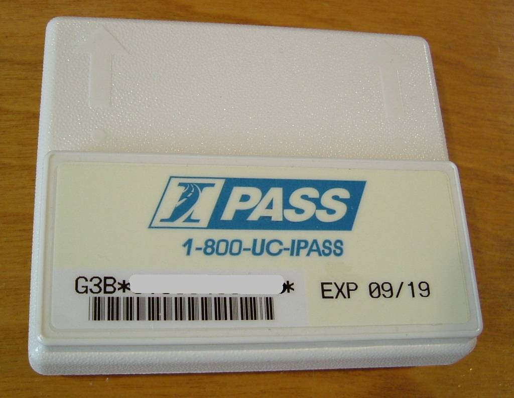 Pea Gravel: I-Pass, I-Zoom, EZ-Pass Toll Transponders