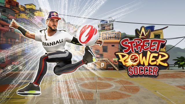 Street Power Soccer v1.01 NSP XCI For Nintendo Switch
