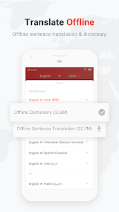 U-Dictionary: Translate & Learn English v4.4.2 Mod Apk