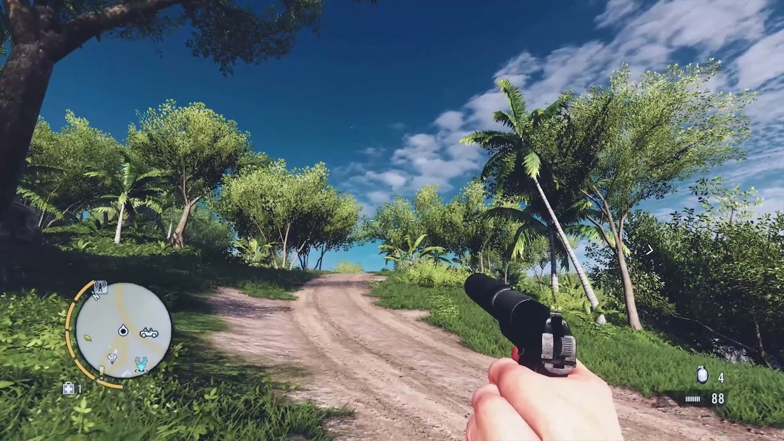 Far Cry 3 CryNation 2019 Graphics Mod FC3 Remastered Graphics Mod Texture + Lighting