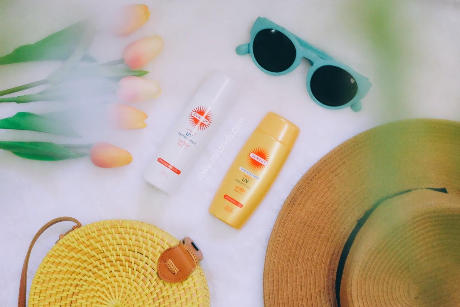 rekomendasi sunblock untuk wajah berminyak