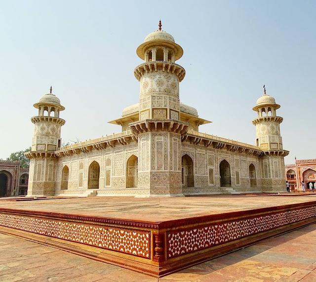 Beyond Taj