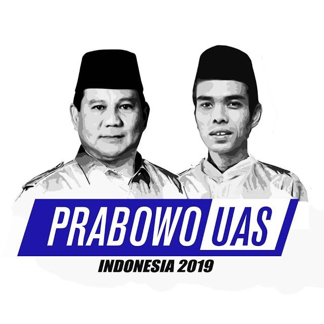 """Inilah Dampak """"Mengerikan"""" jika Prabowo berpasangan dengan UAS"""